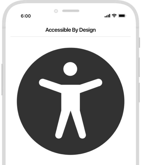 Accessibile by design